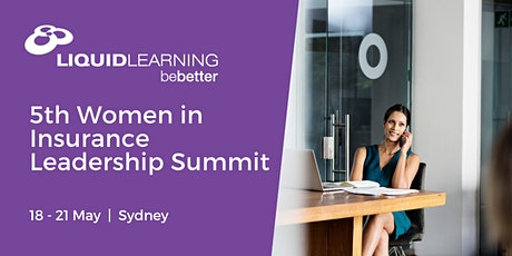5th Women in Insurance Leadership Summit tickets