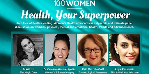 Health, Your Superpower