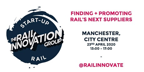 Start Up Rail - Manchester tickets