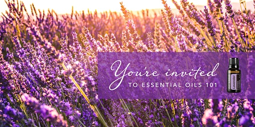 LIVE LONGER BETTER with Essential Oils