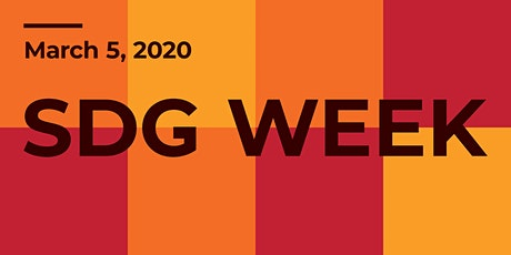 SDG Week: Indigenous Perspectives on the SDGs tickets
