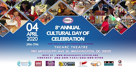 8th Annual Cultural Day of Celebration tickets
