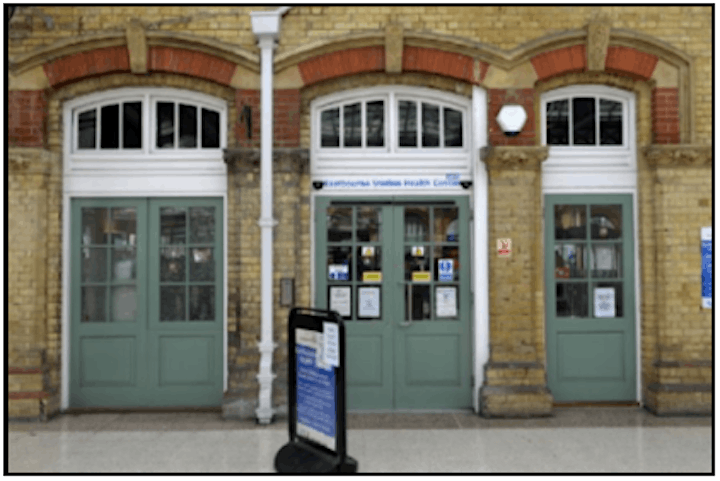 The Future of Eastbourne Station Health Centre Public Event (evening) image