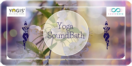Yoga Sound Bath tickets