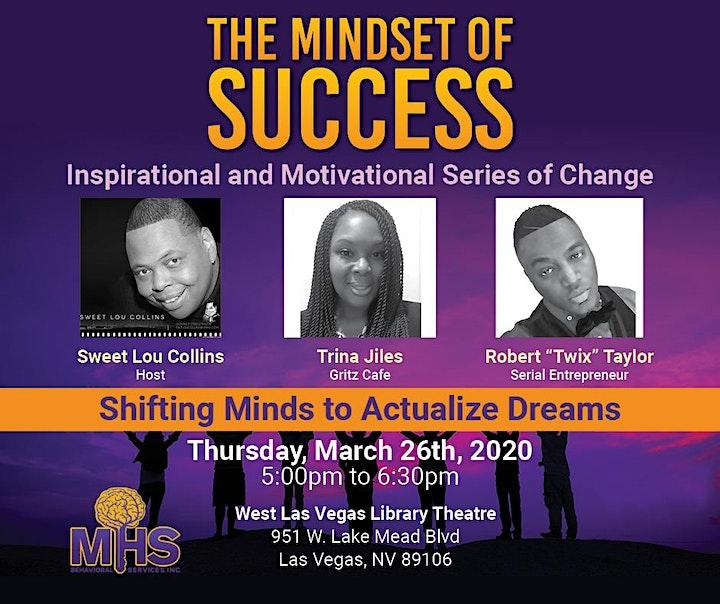 Mindset of Success Pt. 2 image