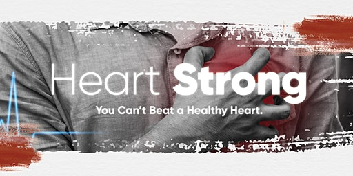 Heart Strong, a MaxLiving Indy Health Workshop
