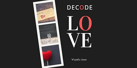 Single's event  - Decode Love Evening Seminar tickets