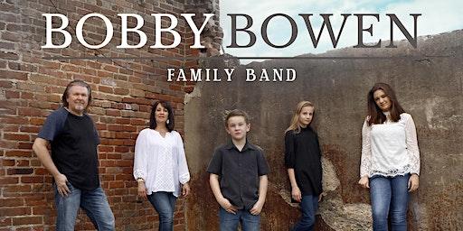 Bobby Bowen Family Concert In Liberty Center Ohio