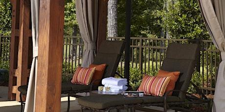 Summer Weekend Cabana Reservations tickets