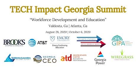 TECH Impact Georgia Summit (Workforce Development and Education) tickets