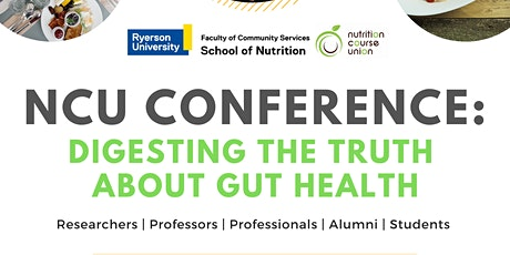 NCU Conference: Digesting the Truth About Gut Health tickets