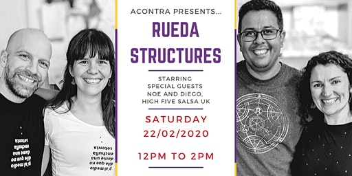 Rueda Structures with High Five Salsa