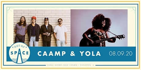 Out of Space 2020: Caamp & Yola at Canal Shores tickets