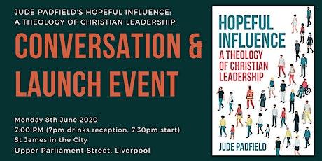Hopeful Influence: Conversation & Launch Event tickets