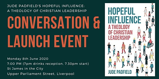 Hopeful Influence: Conversation & Launch Event