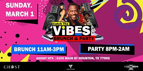 Catch The Vibes Brunch & Sundown Party tickets