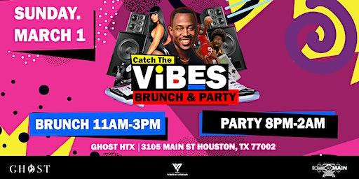 Catch The Vibes Brunch & Sundown Party