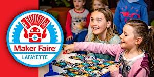 Cancelled: Maker Faire Lafayette 2020