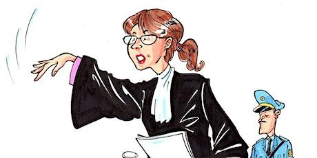 Lausanne- Carrière des avocates: Libérez votre potentiel part. II billets