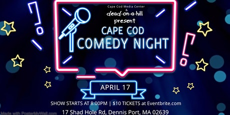 Dead on a Hill Comedy Night tickets