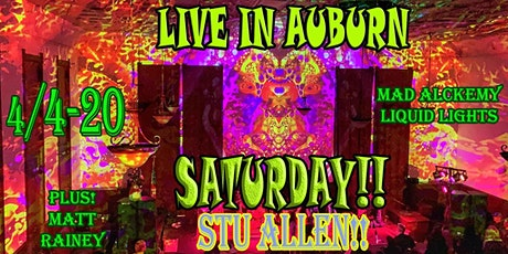 STU ALLEN & MARS HOTEL POSTPONED - STAY TUNED FOR RESCHEDULE tickets