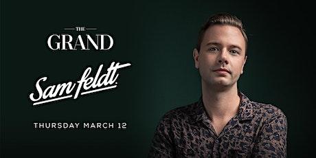 Sam Feldt | The Grand Boston 3.12.20 tickets
