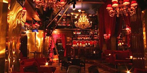 Tardeo con flamenquito en vivo y Djs en elegante club