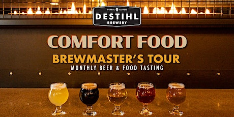 Comfort Food Brewmaster's Tour tickets