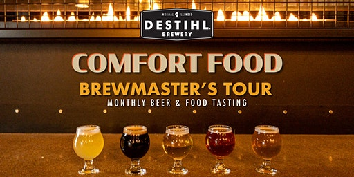 Comfort Food Brewmaster's Tour