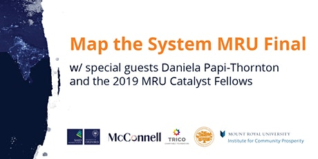 Map the System MRU Final tickets
