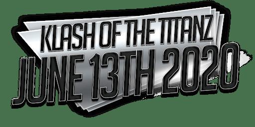Klash of the Titanz Bodybuilding Competition