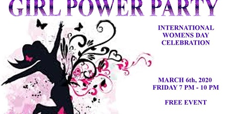 Girl Power Party tickets