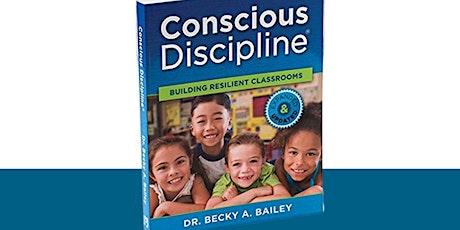 Conscious Discipline 10-Week Book Study tickets