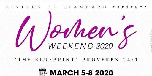 Women's Weekend 2020:  The Blueprint