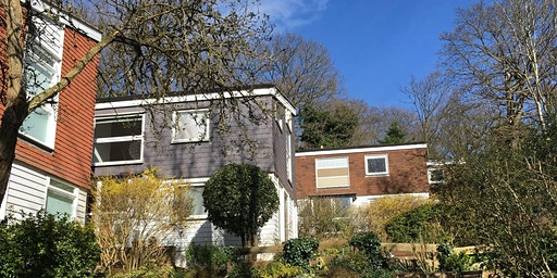 Mid-century Modern in the Dulwich Woods with Ian McInnes @ 2 PM