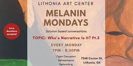 Melanin Monday's tickets