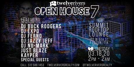 Open House 7 tickets
