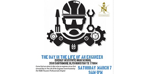 NSBE Houston Professionals The Day In The Life of An Engineer