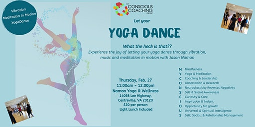 Let Your Yoga Dance