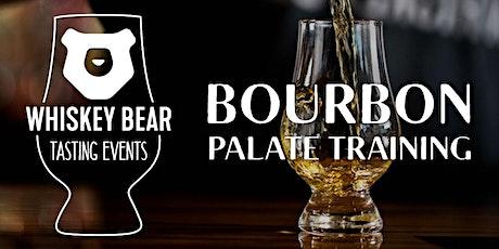 Bourbon Palate Training tickets