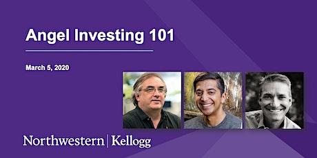 Angel Investing 101 with Fellow Northwestern Alumni tickets