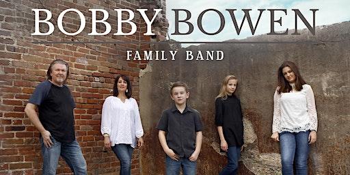 Bobby Bowen Family Concert In Sturgis Michigan