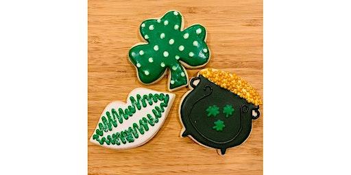 St. Patrick's Day Cookie Decorative Workshop- Highland Village