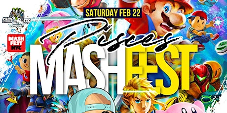 Pisces Mashfest 2020 [Game Night]  at Brother Jimmy's tickets