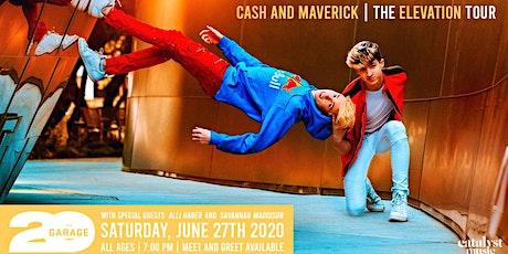Cash and Maverick Baker: The Elevation Tour tickets