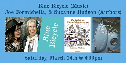 Blue Bicycle (Music), Joe Formichella, & Suzanne Hudson (Authors)