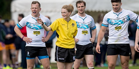 Level 1 Referee Course (Lathallan School - 2 day Course) tickets