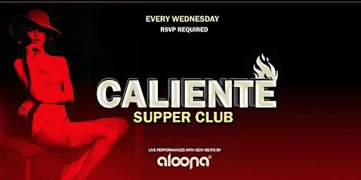 Caliente Supper Club   Miami