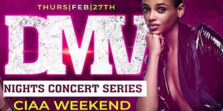 DMV Nights concert series tickets