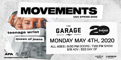 Movements tickets